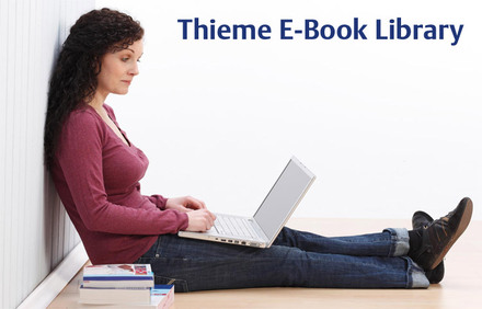 Thieme e-book library